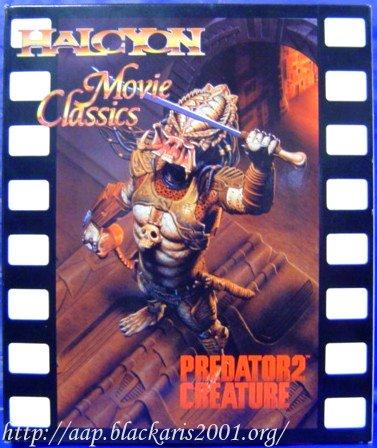 Predator 2 Creature