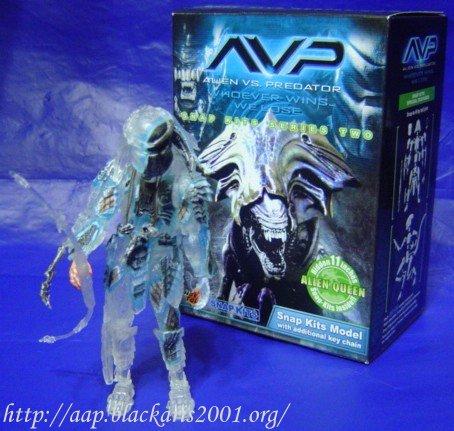 Transforming Predator