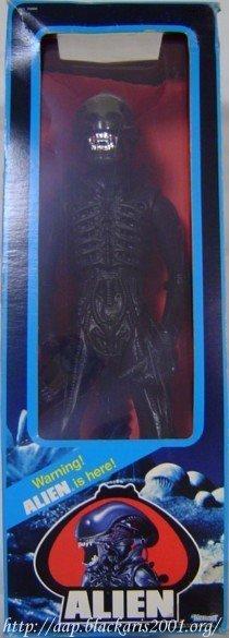 1979 Kenner 18 inch Alien