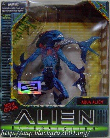 Aqua Alien