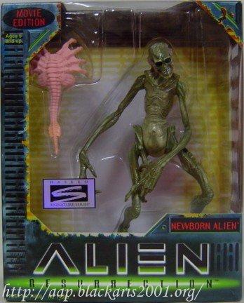 NewBorn Alien