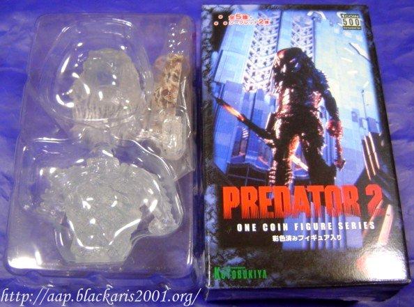 Stealth Predator 2 Mini Bust