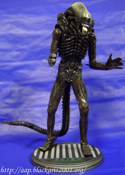 Alien Type A 25th Anniversary