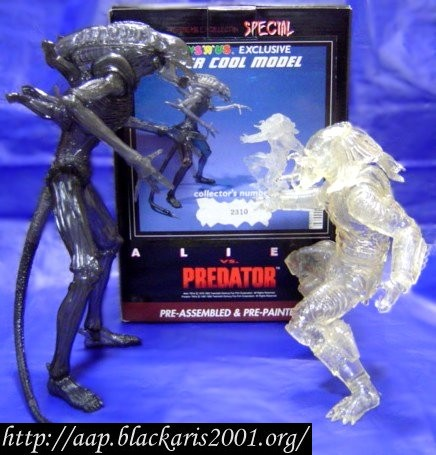 Alien VS Predator ToysRus Exclusive