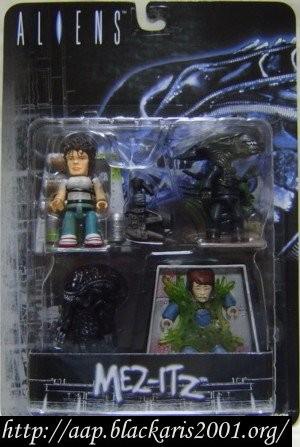 Alien 2 Mez-Itz