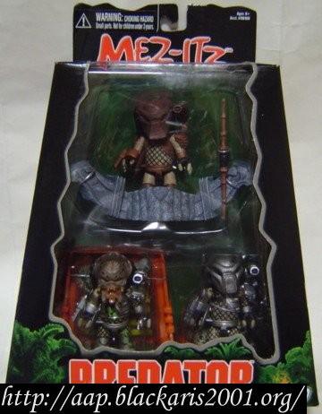 Predator Mez-Itz