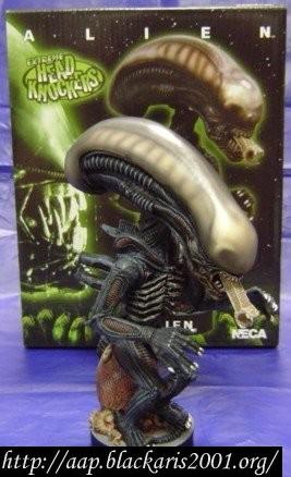Alien Head Knockers