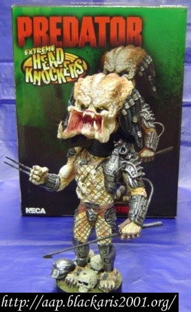 Predator Head Knockers