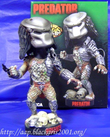 Predator Mask Head Knockers