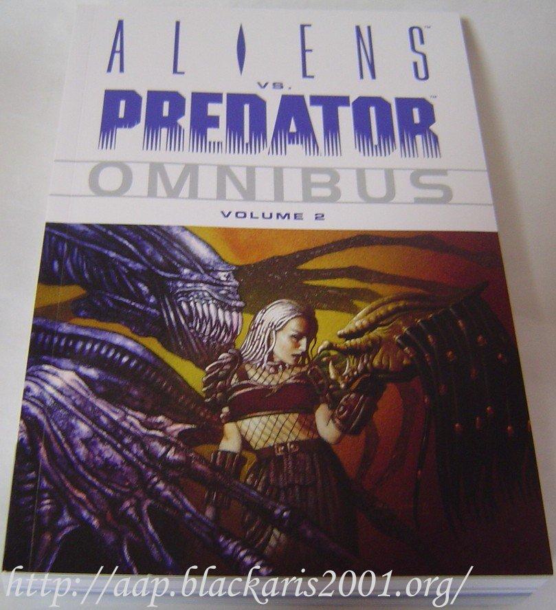 Alien VS. Predator Omnibus Vol 2