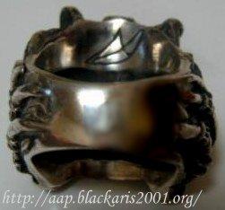 Crazy Pig Predator Ring