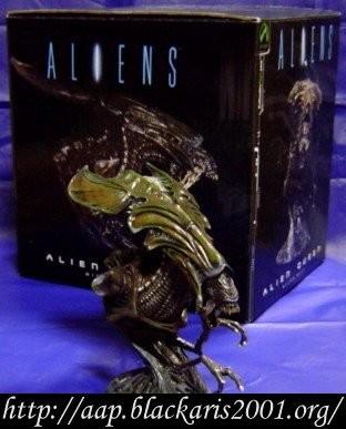 Alien Queen Micro Bust