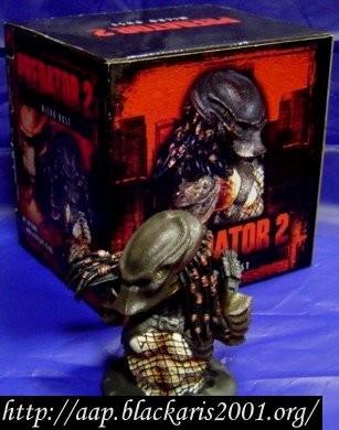 Predator 2 Micro Bust