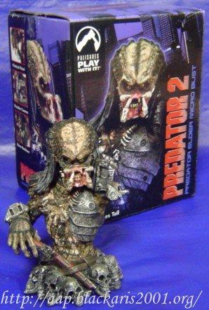 Predator 2 Predator Elder Micro Bust
