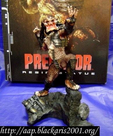 Predator Resin Statue