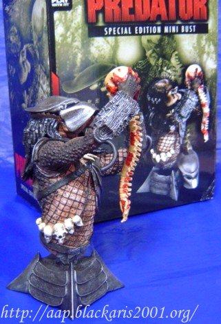 Predator Special Edition Mini Bust