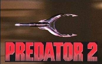 Predator 2 All Metal Dart Tip Weapon Prop Replica