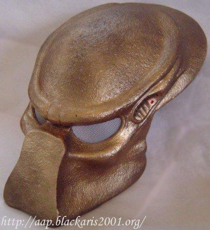 Predator 2 Helmet Prop Replica