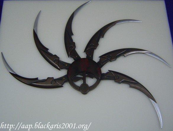 Predator Prop Shuriken Life Size