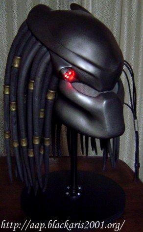 Predator Helmet Mask Costume Prop