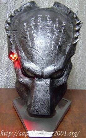 Predator Mask Life-Size Prop Replica