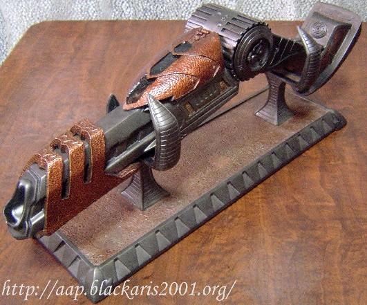 Predator Plasma Cannon Life-Size Prop Replica