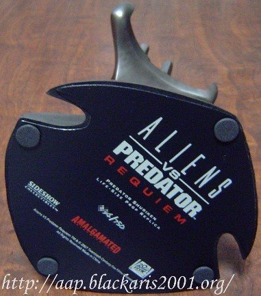 Predator Shuriken Life-Size Prop Replica