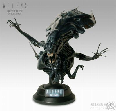 Alien Queen 1/4 Bust