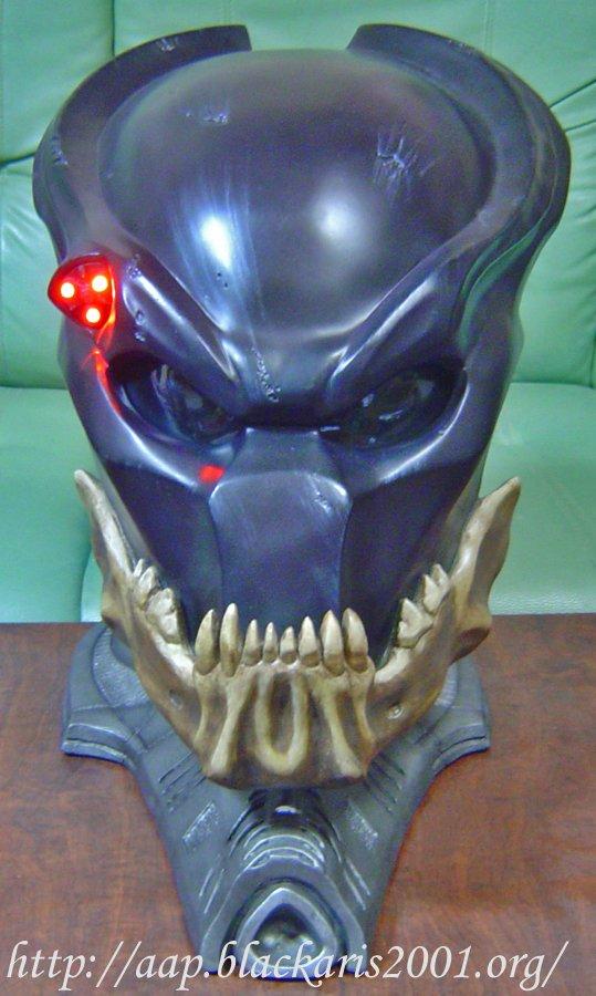 The Berserker Mask Prop Replica