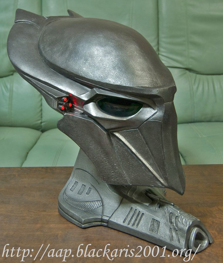 The Falconer Mask Prop Replica