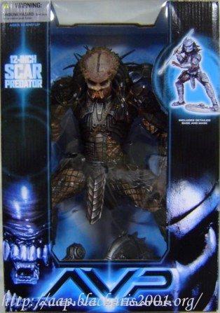 12 Inch Scar Predator