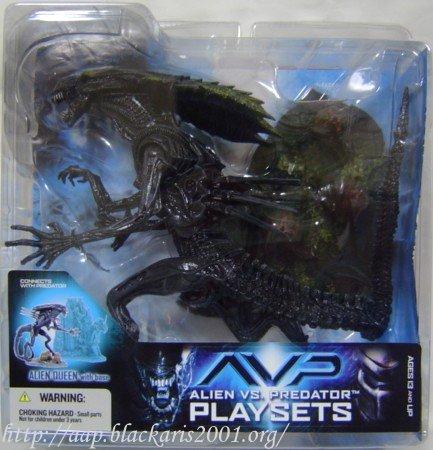 Alien Queen with Base