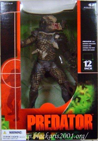 Predator 12 Inch