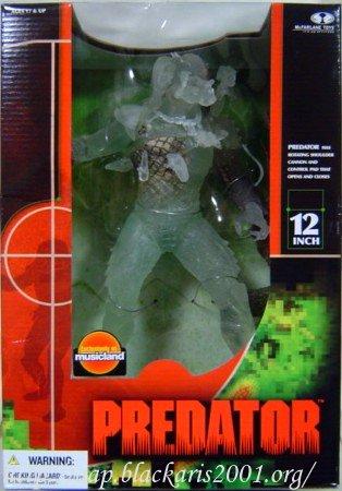 Stealth Predator 12 Inch Exclusive